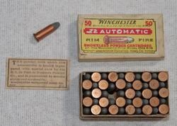 .22 Winchester Automatic