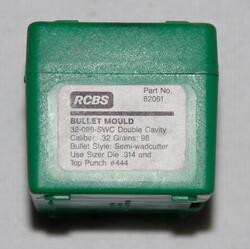 RCBS / 32-098-SWC Double Cavity