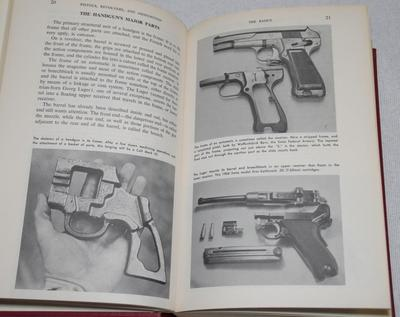 Pistols, revolvers and ammunition