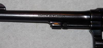 Smidt & Wesson (M&P - Military Police)