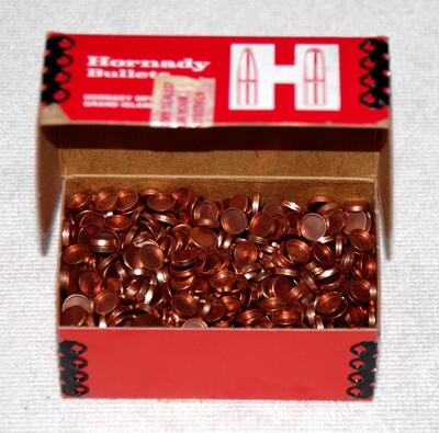 Hornady Gas Checks - .30 cal.