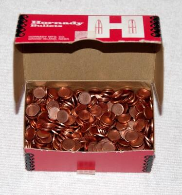 Hornady Gas Checks - .45 cal.