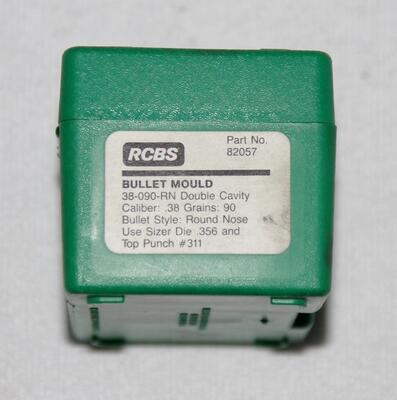 RCBS / 38-090-RN Double Cavity