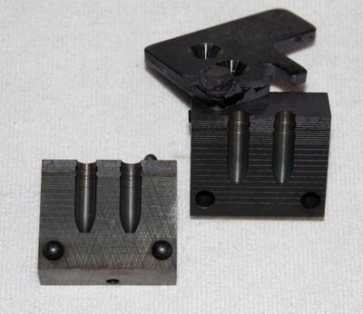 RCBS / 7 mm-145-SIL Double Cavity