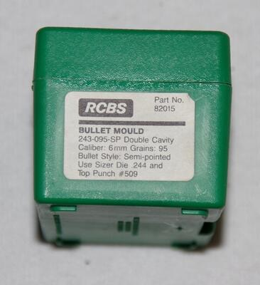 RCBS / 243-095-SP Double Cavity