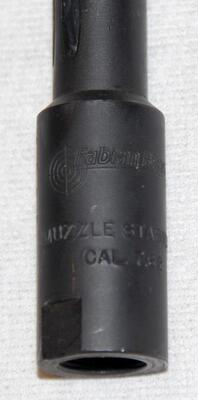 Muzzle Stabilizer (Cal. 7,62 mm.)